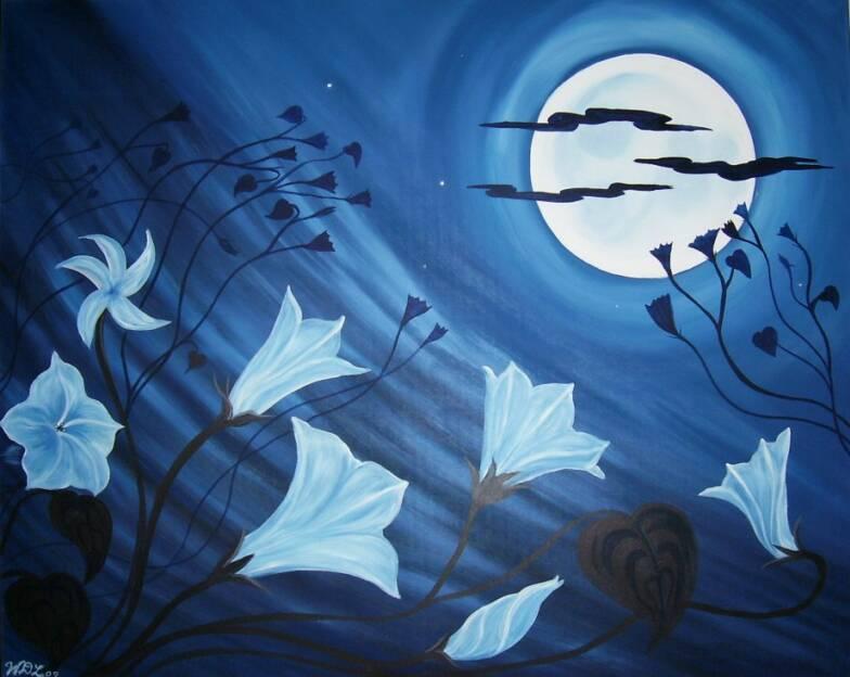 Высаживаем цветы по лунному