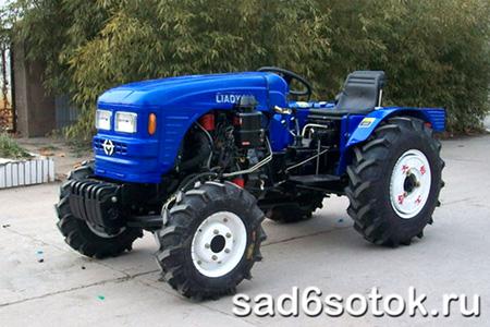 Мини-тракторы - как выбрать?