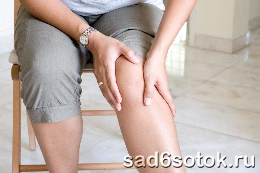 Травма коленной чашечки