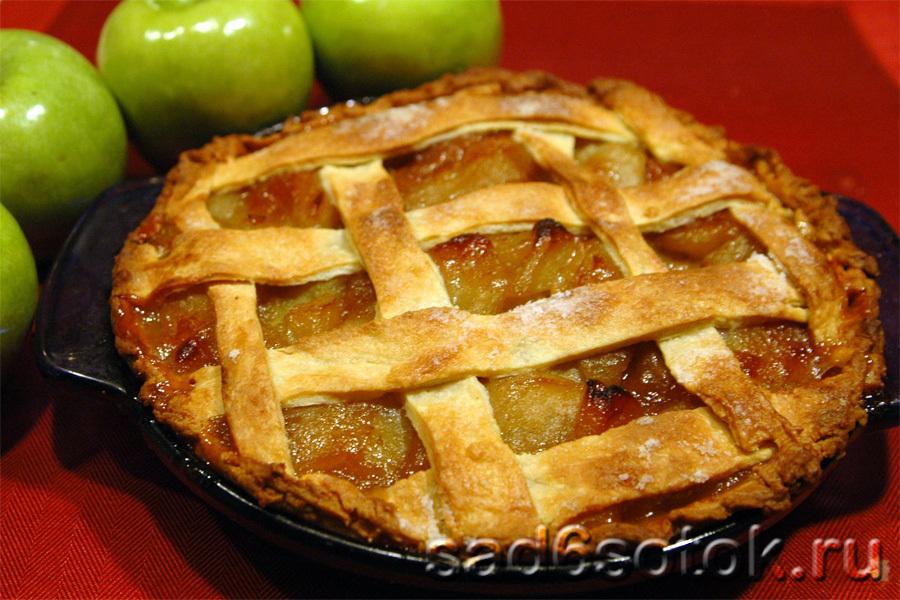 Десерты из яблок
