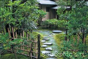 Дизайн японского сада